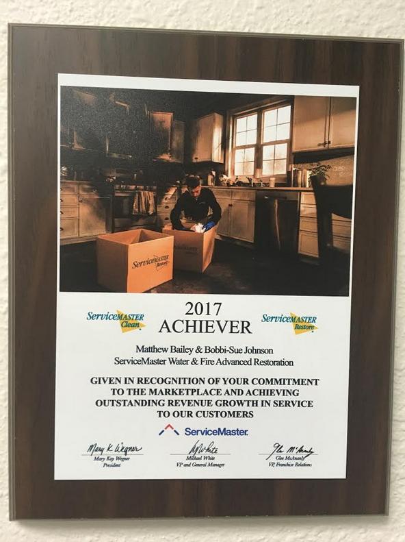 2017 Achiever Award